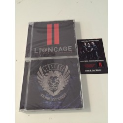 Lioncage - The Second Strike (plus free CD & sticker)