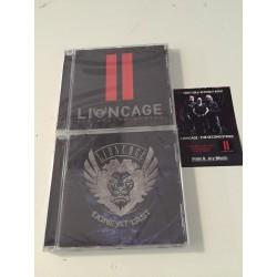 Lioncage - The Second Strike (plus free CD & sticker)