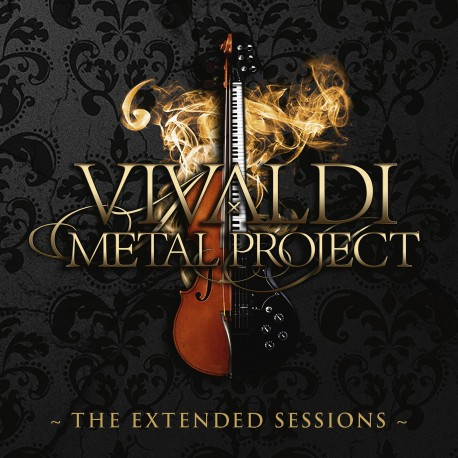 Vivaldi Metal Project - The Extended Sessions (EP)