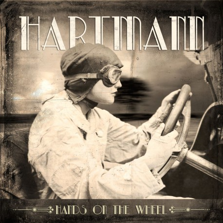 Hartmann - Hands On The Wheel (CD, digi pak)
