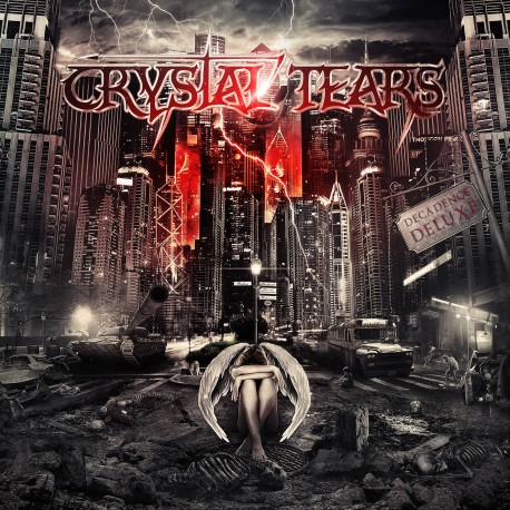Crystal Tears - Decadence Deluxe