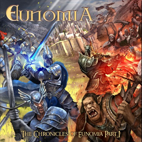 Eunomia - The Chronicles Of Eunomia Pt.1