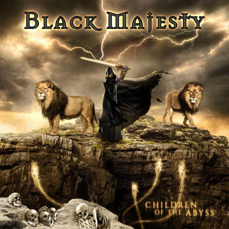 Black Majesty - Children Of The Abyss (vinyl)