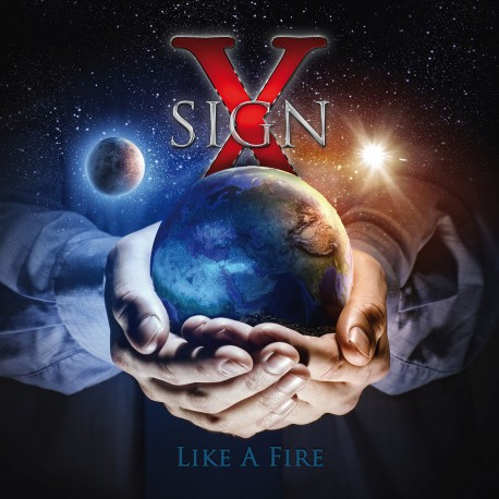 Sign X - Like A Fire (CD)