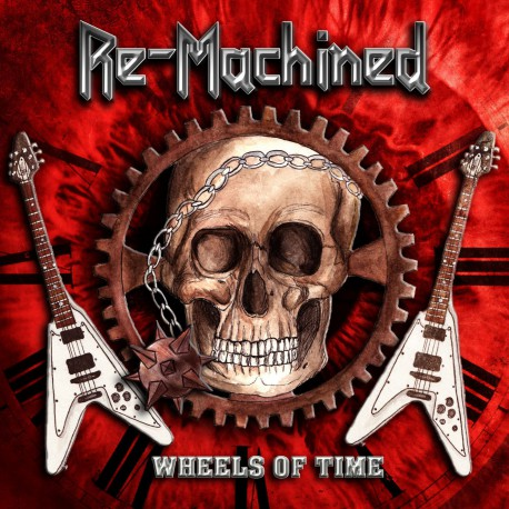 Re-Machined - Wheels Of Time