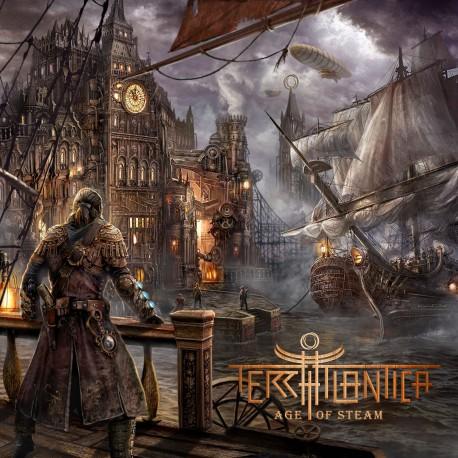 Terra Atlantica - Age Of Steam (CD)