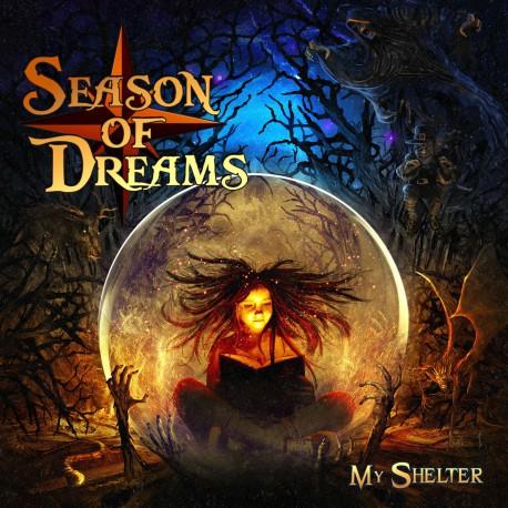 Season Of Dreams - My Shelter (CD)