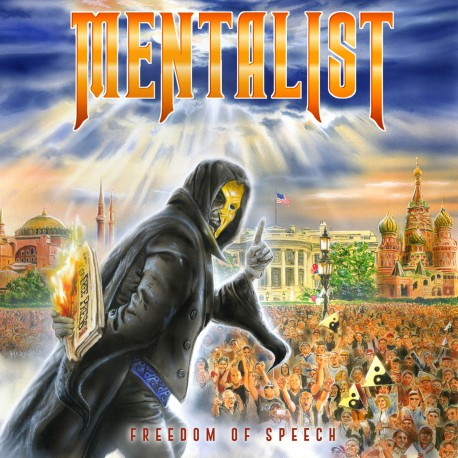 Mentalist - Freedom Of Speech (CD)