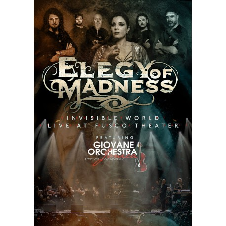 Elegy Of Madness - Live At Fusco Theater (DVD)