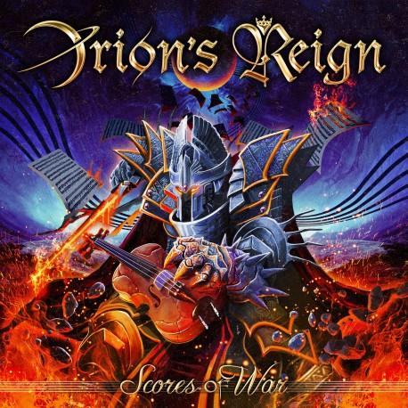 Orion's Reign - Scores Of War (re-Issue w/ 2 bonus tracks)