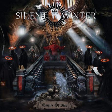Silent Winter - Empire Of Sins (CD)
