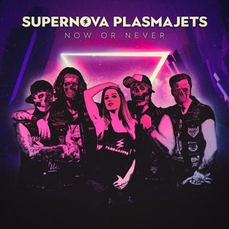 Supernova Plasmajets - Now Or Never (LP)