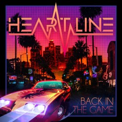 Heart Line - Back In The Game (CD)